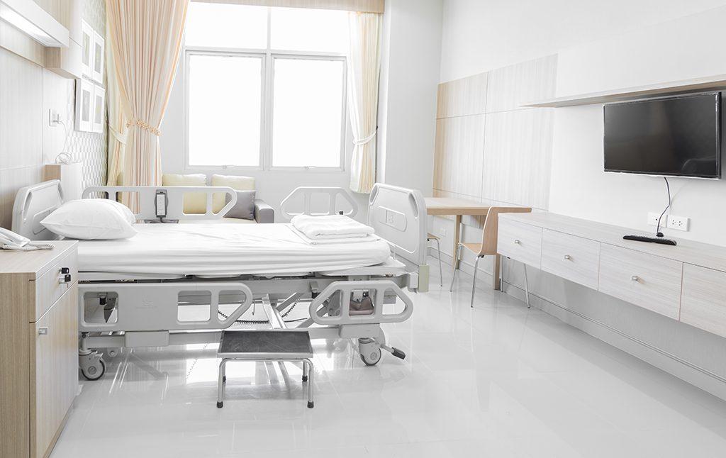 Aroma-therapeutics milieu hospitalier