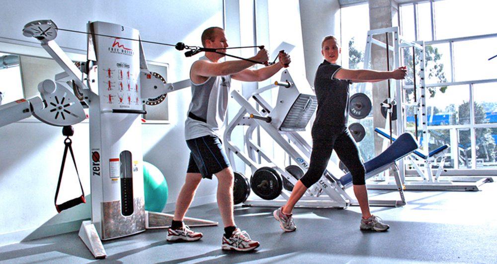 Aroma therapeutics salles de sport 2