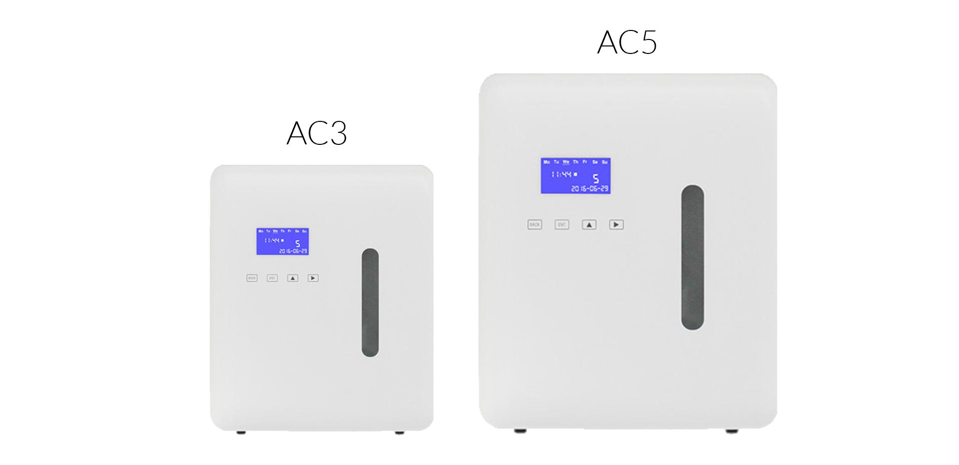 AC3 - AC5 diffuseur olfactif Aroma Therapeutics