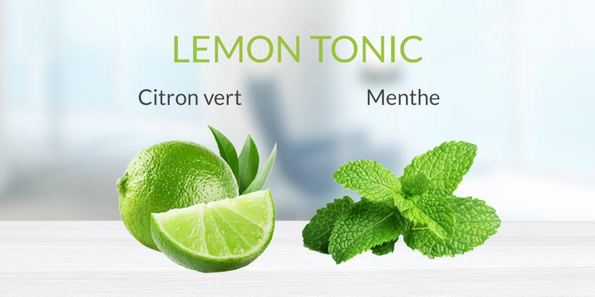 Lemon Tonic diffuseur AromaCool diffuseur huiles essentielles copie 2